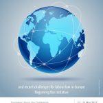Sozial-Dumping und aktuelle Herausforderungen für das Arbeitsrecht in Europa – Die Initiative zurückgewinnen!